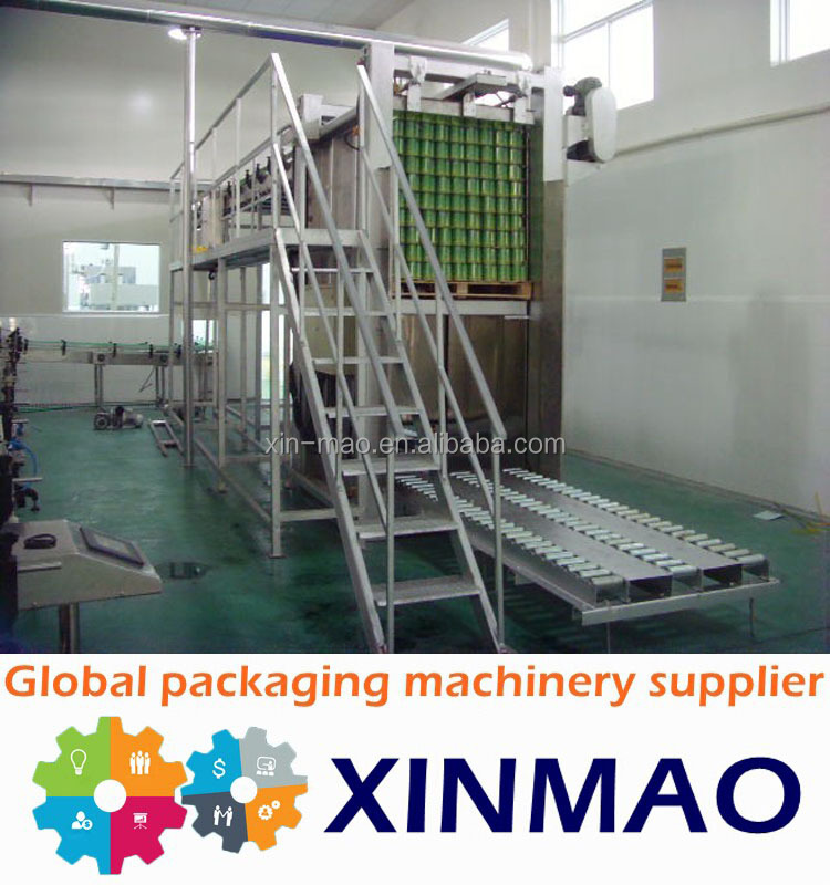 New type juice canning line / canning filling machine / canning plant