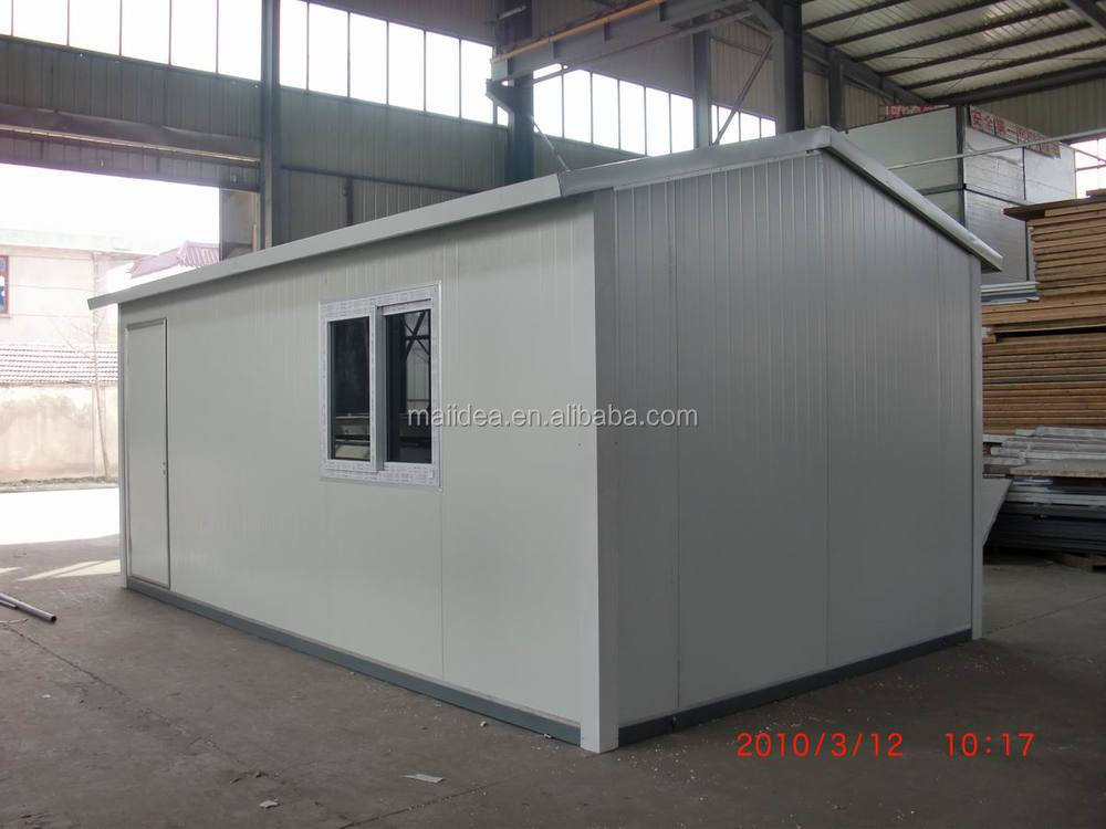 China made popular 2015 shipping container hotel room for Prefab room