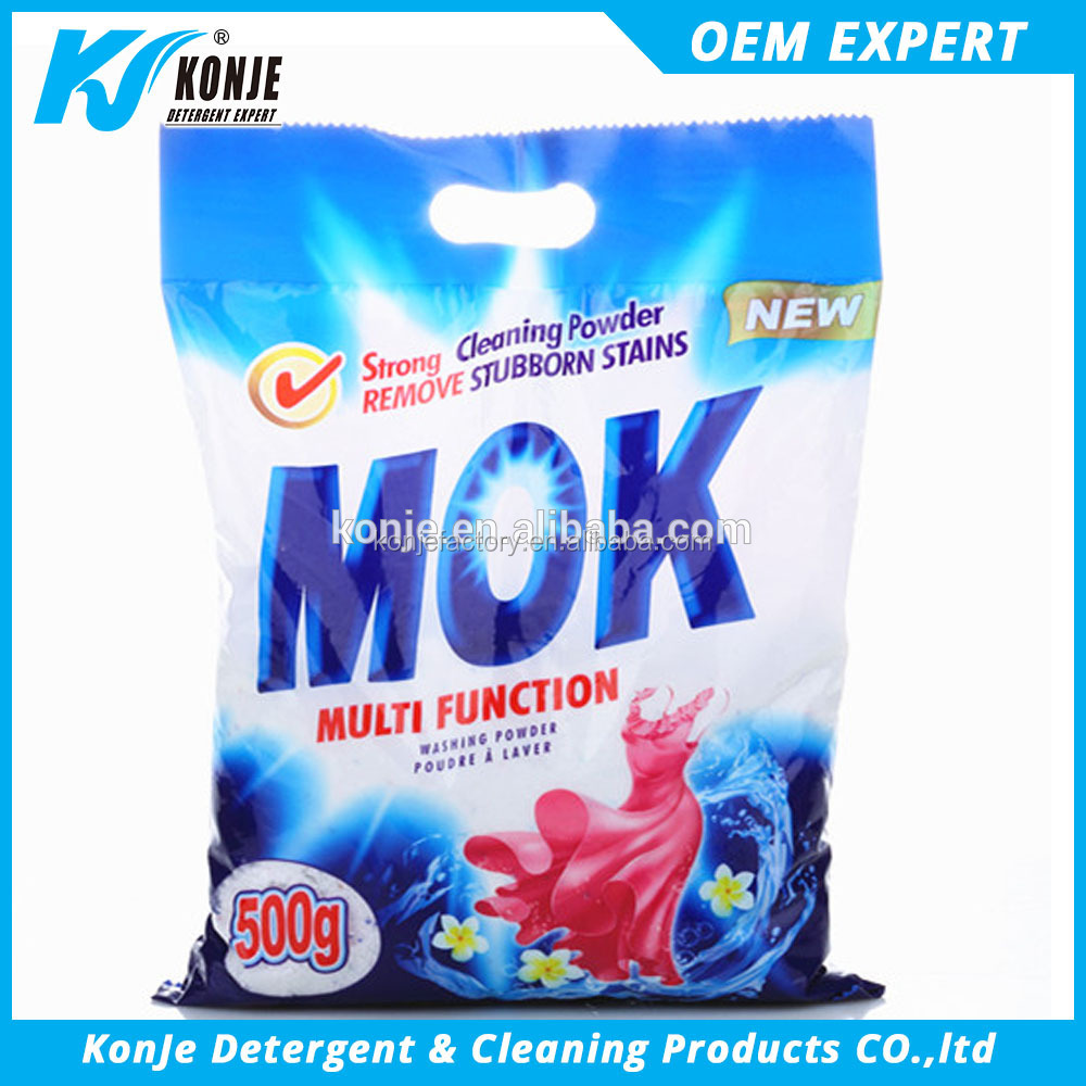 Africa powder washing powder good quality laundry wholesale detergebt