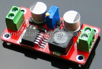 XL6009 / DC - DC/booster/regulated power supply output voltage adjustable power supply module/super LM2577 performance