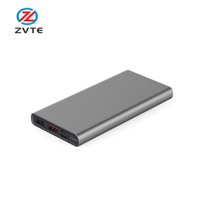 10000mah Quick Charge 3.0 Type C 5V/3A input & output Power Bank Portable Charger External Battery 3A + 3.0 5V 9V
