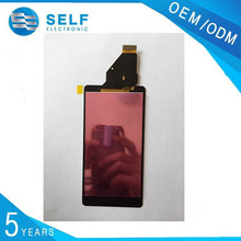 Factory Sell Directly Touch Screen Digitizer With LCD Screen for Sony Z ultra XL