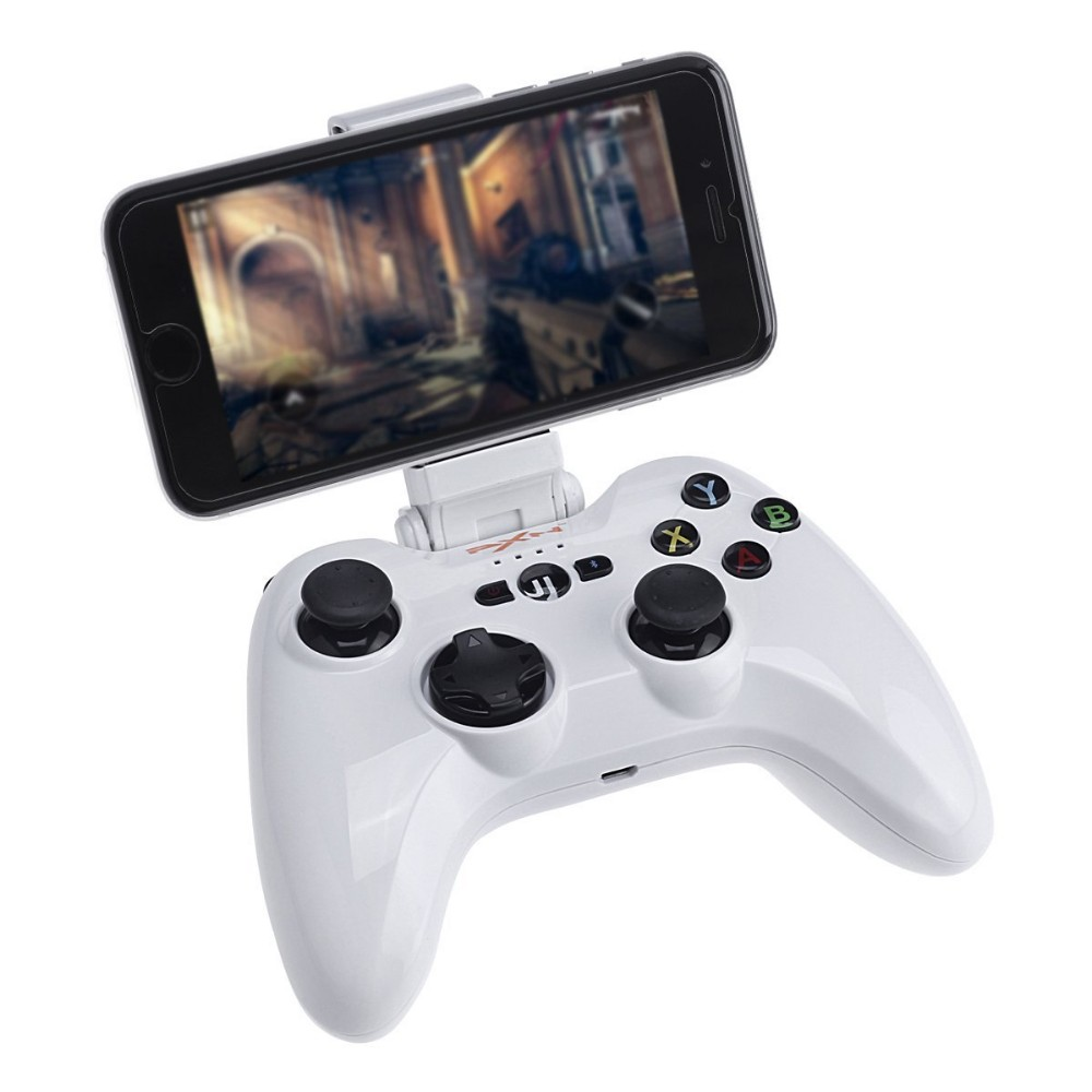 MFi Gecertificeerde Draadloze Bluetooth Joystick PXN-6603 Gamepad Gamepad voor IOS iPhone iPad iPod Apple TV