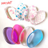 YAESHII Cheap Magic Cosmetic Beauty Makeup Silicone Sponge For Face Silisponge Blender Powder Puff