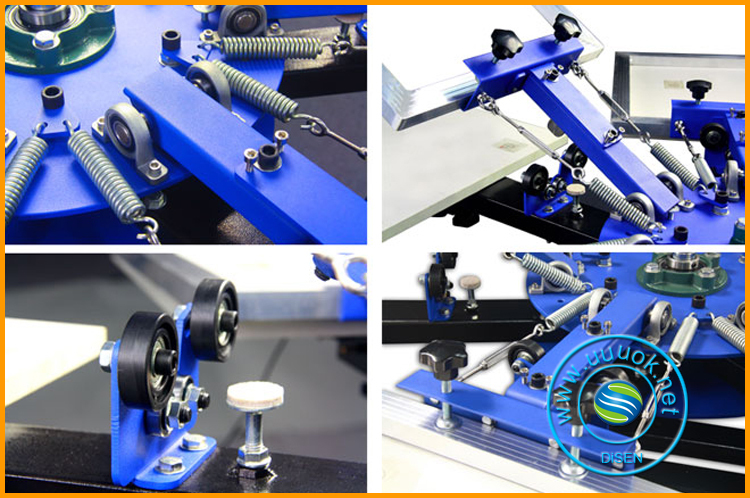 tshirt screen printing machine