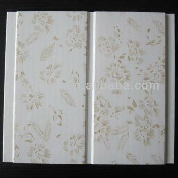 Waterproof pvc shower ceiling panels plastic wall tile sheets buy plastic wall tile sheets for Waterproof ceiling tiles bathroom