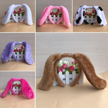 Dog Ears Headband Party Fancy Dress Puppy Ears Animal Headband