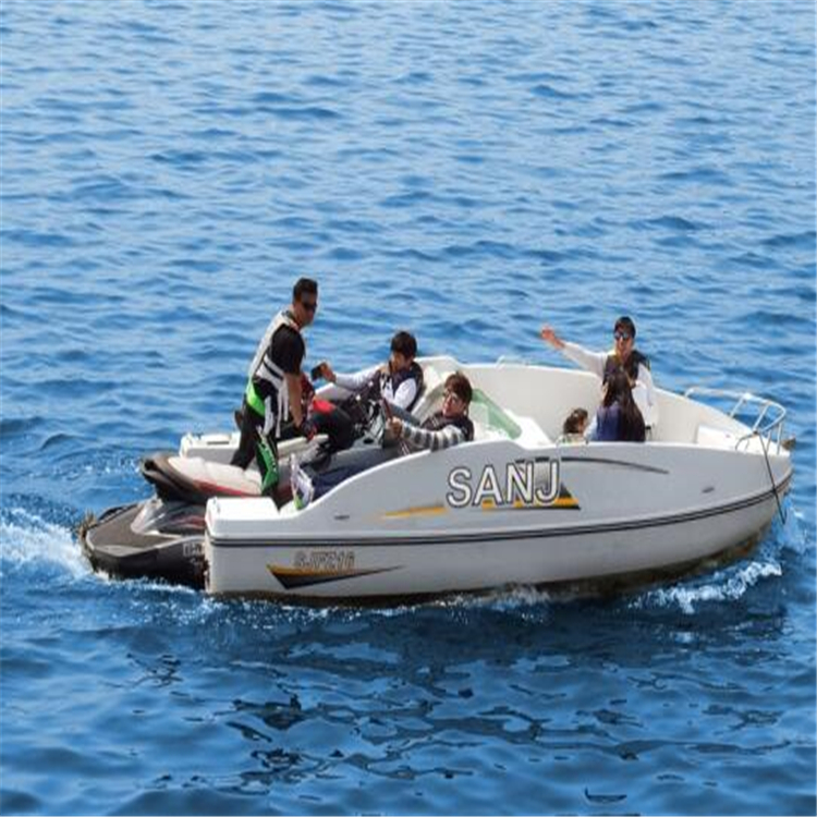 China good quality speed boat wakeboard sport boat