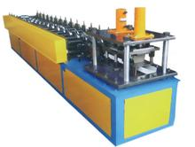 C U Style Drywall Metal Stud Making Machine With Punching Hole