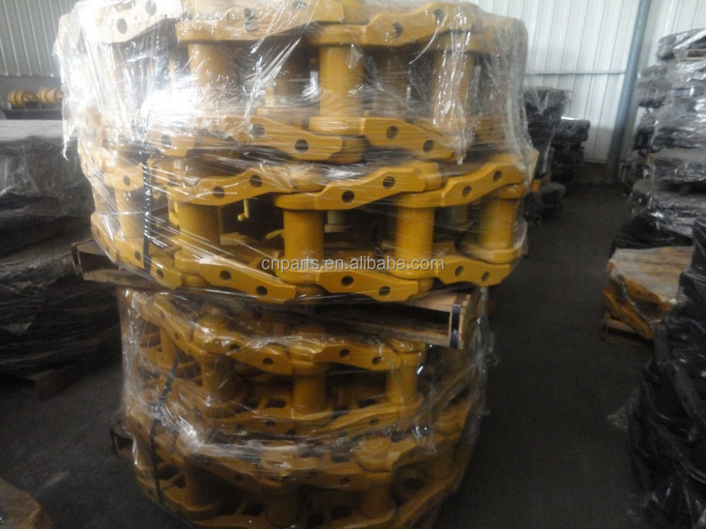 bulldozer D2 track link/track chain assembly,35links, OEM No.6B7253