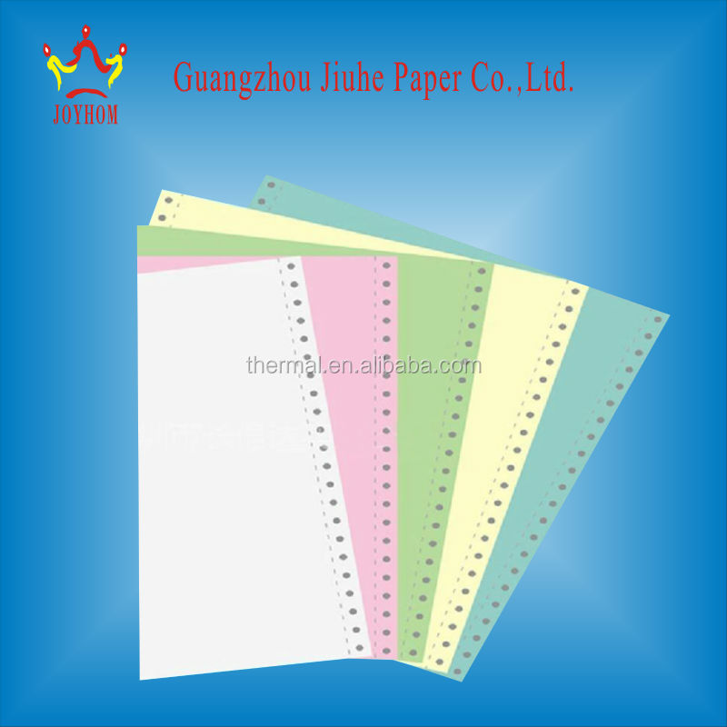 Hot selling Virgin Carbonless copy paper/NCR paper