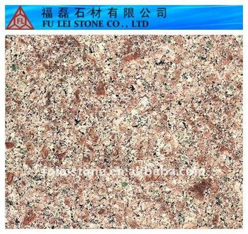 G611 Almond Mauve Granite