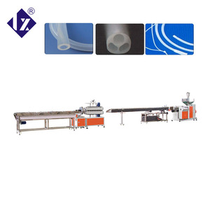 High quality medical catheter tubing extruder machine medical infusion tube production line