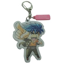 custom printed film cartoon key holder for gift
