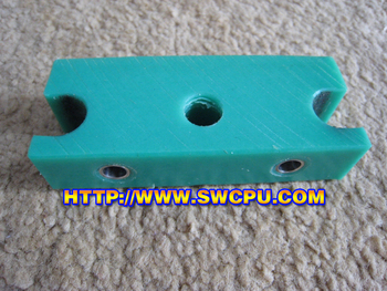 Hdpe Machined Plastic Blocks Spacers - Buy Machined ...