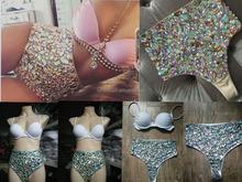 Asian micro bikini models
