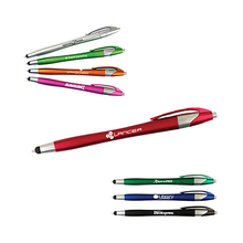 Factory cheap plastic pen , metal pen,custom touch pen with you own logo