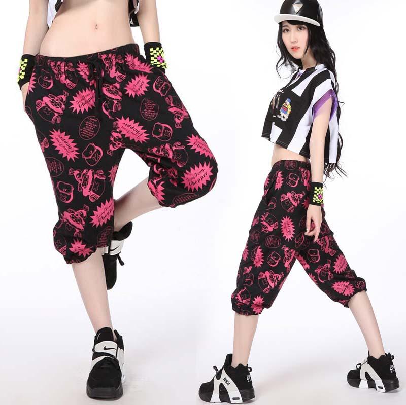 2e9a6bce9c16a Encargo elegante hiphop al por mayor ropa de hip hop para las mujeres
