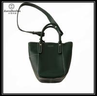High quality classic leather ladies hand bag handbag manufacturers China