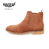 Durality Good Quality High Wear Leather Women Boot Footwear Made In China
