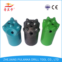 42mm 5 & 6 & 8 Buttons 12 Degree Taper Carbon Tipped Drill Bit