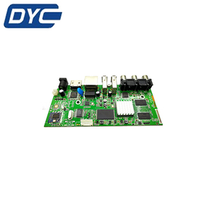 portable Audio Amplifier pcb Board Custom made gerber aand bom for Power  Amplifier PCB