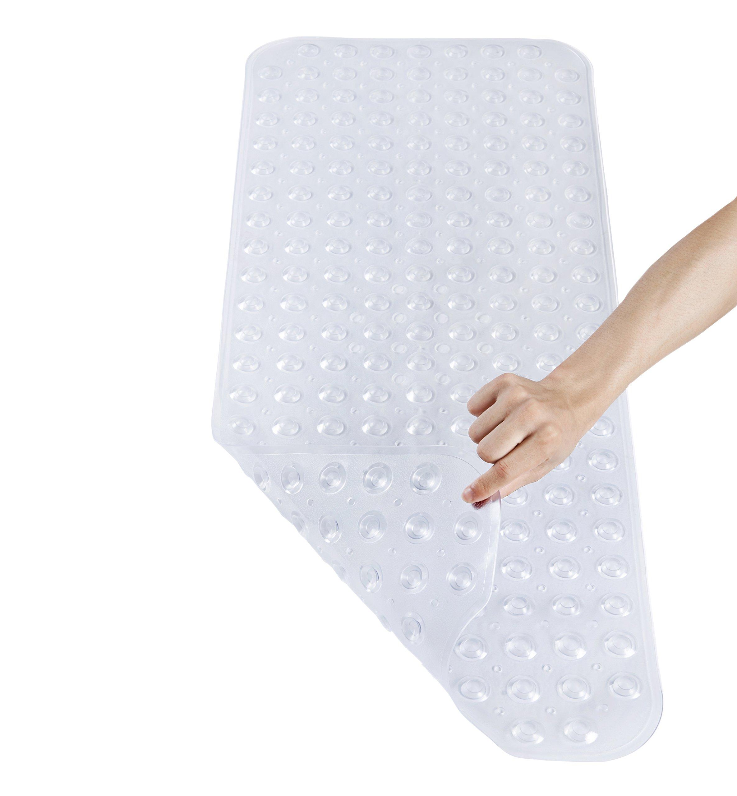 Simple Deluxe Anti-Slip Anti-Bacterial Simple Deluxe Slip-Resistant Bath Mat ...