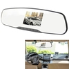 2016 Alibaba NO.1 Sales Full HD 720P Rearview Mirror 2.4 inch TFT Screen Car Camera DVR
