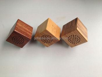 Creative Wooden Bamboo Cube Mini Speaker Buy Wooden Cube Mini Speakermini Digital Speakermini Speaker Manual Product On Alibabacom