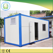 Prefabricated container house for refugee camp