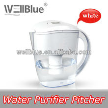 Wellblue BPA Free Portable Water Filter Bottle Water Filter Jug
