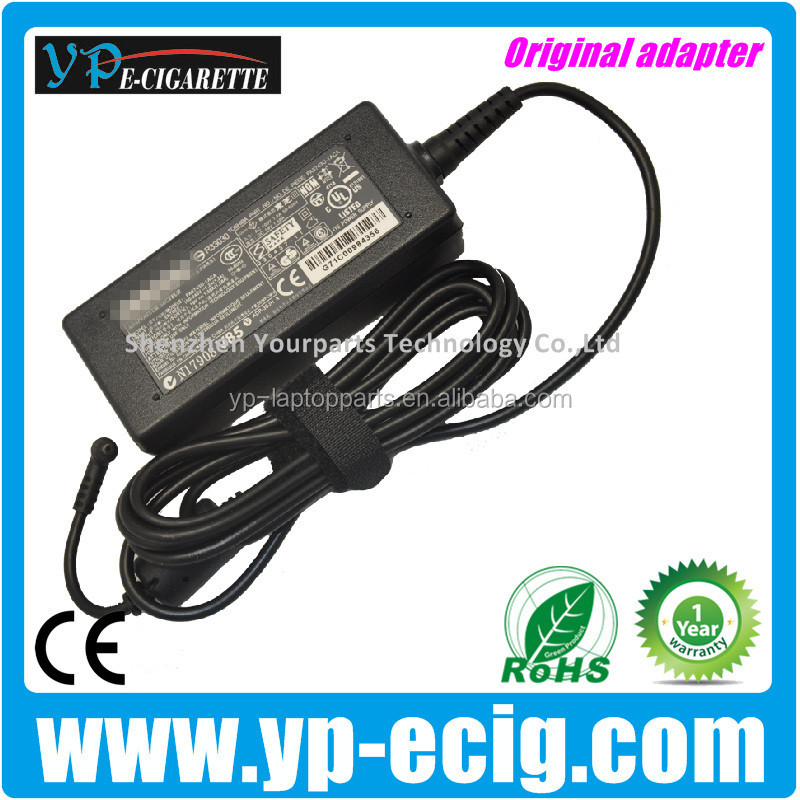 19V 1.58A ac dc power supply laptop battery charger for Toshiba