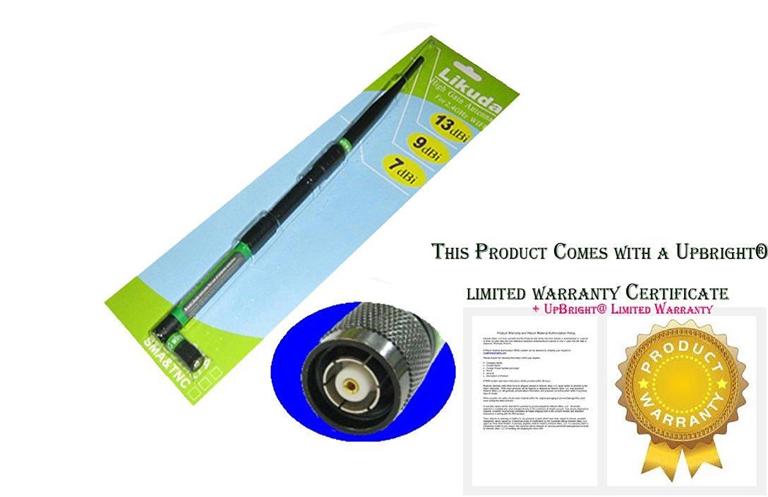 Buy UpBright 2 4GHz Omni WiFi Antenna RP-TNC For Linksys
