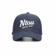 Custom blank plain 6 panel jean denim baseball caps hats washed jean baseball cap