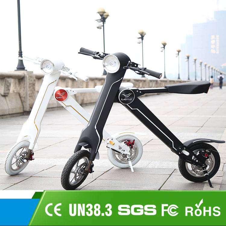 lehe chine pliable smart lectrique scooter mini cyclomoteur scooter lectrique id de produit. Black Bedroom Furniture Sets. Home Design Ideas