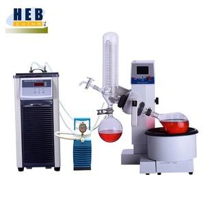 RE-200AA 2l 110V/220V rotary vacuum distillation evaporator for lab
