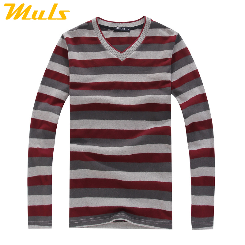 CBTLVSN Mens Slim Solid Knitted Long Sleeve Jacquard Pullover Sweaters