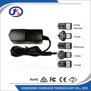 universal voltage input output 5v 800ma power adapter with CE RoHS