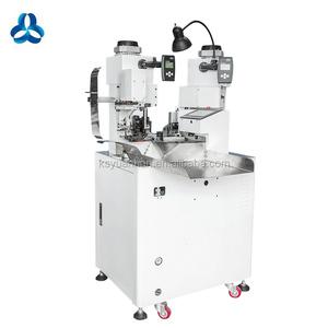 YH-R2 Fully automatic terminal crimping machine wire cutting stripping  crimp machine