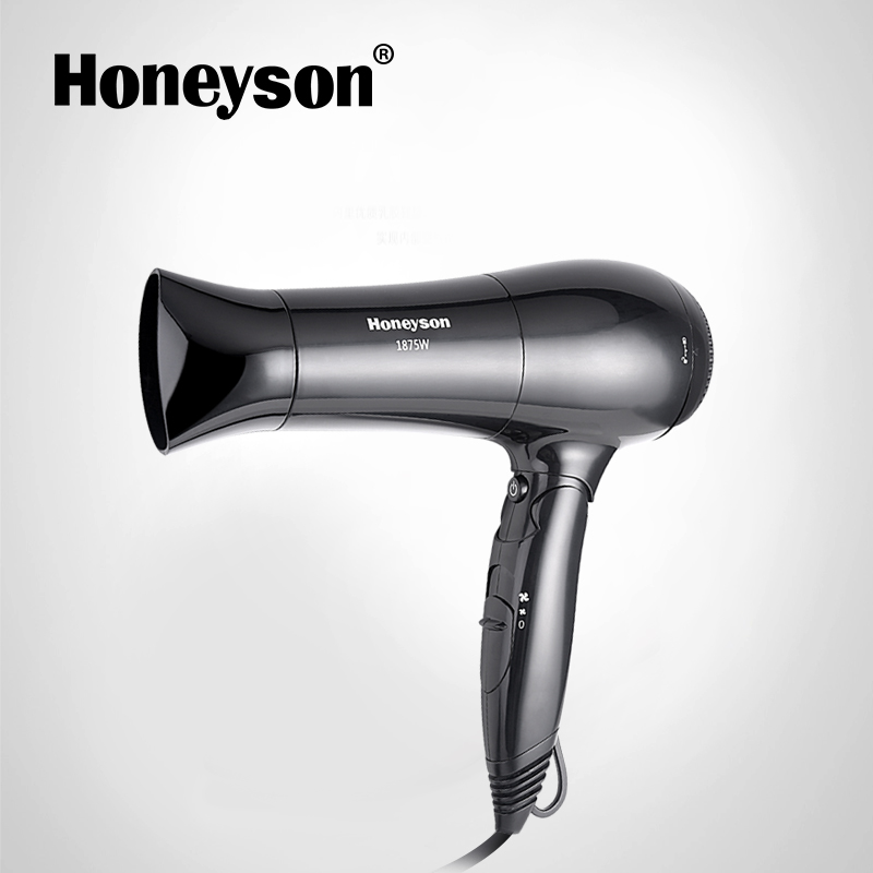 Honeyson top guest room 2000W powerful hotel hair dryer