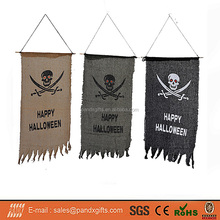 HALLOWEEN HANGING PIRATE FLAG FOR HALLOWEEN DECORATION&PARTY EVENT