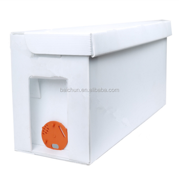 Beekeeping tools Durable Corrugated plastic bee hive
