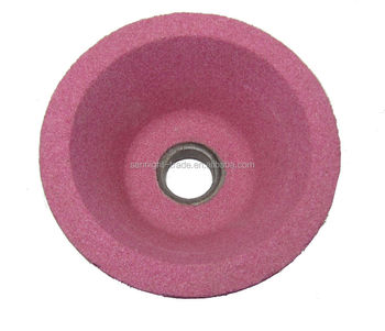 TAPER CUP POLISHING GRINDING WHEELS