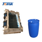 120 Liter 80 Liter 200 Liter Plastic Blue Drum Blow Mould For Sale Taizhou