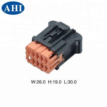 Amazing 98816 1011 10 Pin Female Black Waterproof Cable Wire Automotive Wiring Digital Resources Inamasemecshebarightsorg