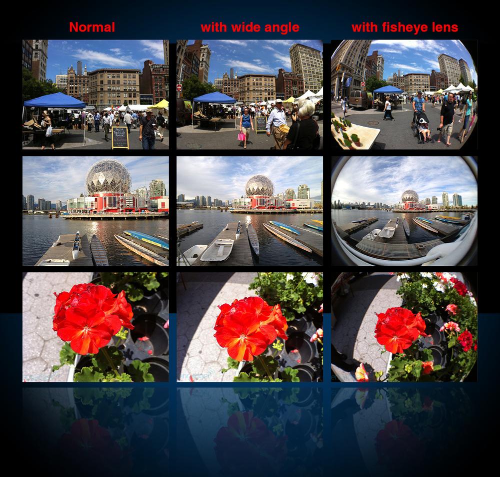 Iphone  Plus Macro Lens