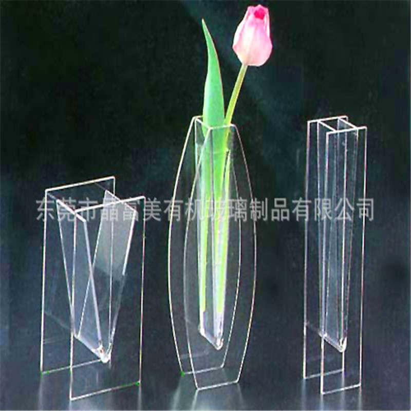 Fluted Vases Clear Tall Define Buy Clear Vases Talldefine Vase