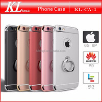2016 New Phone Case Fashion Ring Kickstand Cover Phone Case For Iphone 6 /6+