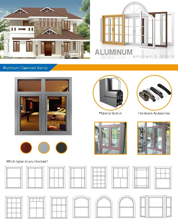 China Top Hardware  Aluminium Sliding Window Sections Catalogue