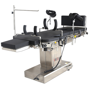 surgical instrument electric operating table